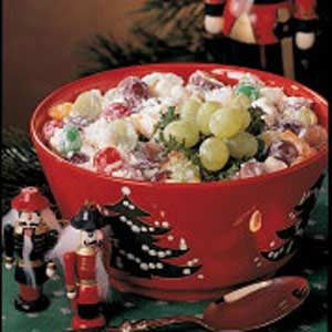 Fruit Salad with Marshmallows