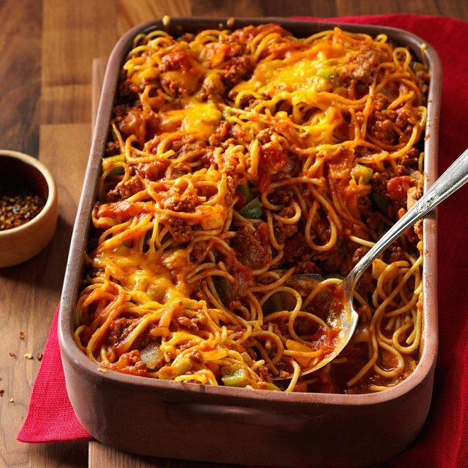 Confetti Spaghetti