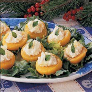 Snowball Peaches