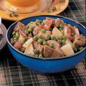 Thick Beef Stew