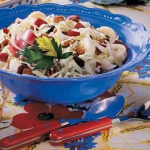 Fruited Cabbage Salad