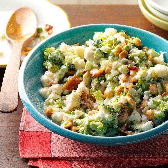 Washington: Veggie Chopped Salad