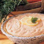 Carrot Ice Cream Pie