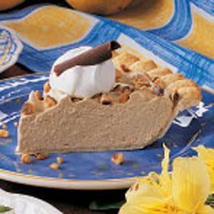 Coffee Mallow Pie