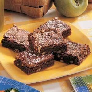 Fudgy Saucepan Brownies