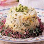 Egg Rice Salad