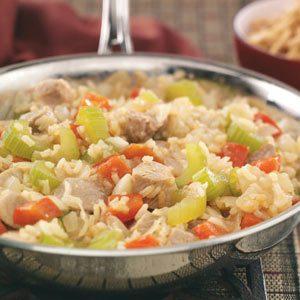 Quick Pork Chow Mein