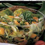 Orange Lettuce Salad