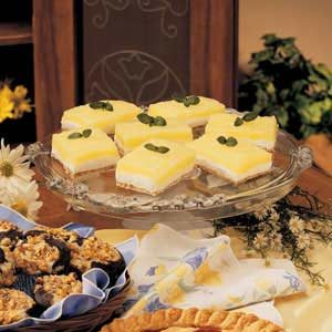 Best Layered Lemon Dessert