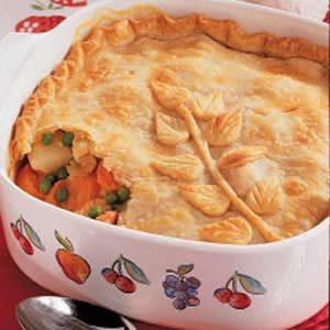 Chicken Vegetable Potpie