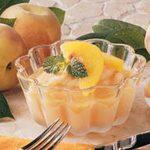 Honey Peach Freeze
