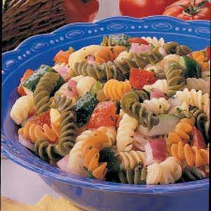 Sweet-Sour Pasta Salad