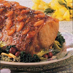 Mandarin Pork Roast