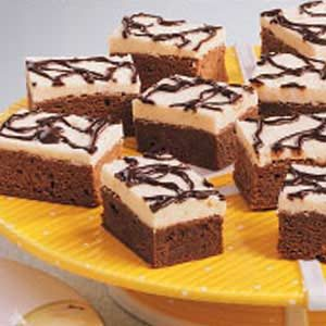 Out-of-this-World Brownies