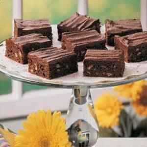 Treasured Brownies