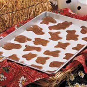 Holstein Brownies