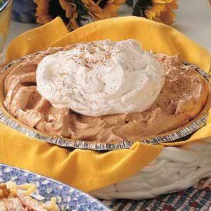 Cocoa Mousse Pie