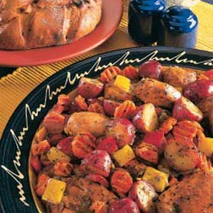 Chicken Vinaigrette