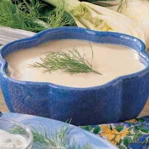 Favorite Fennel Soup