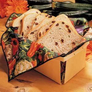 Zucchini Raisin Bread
