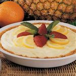 Lemon Pineapple Pie
