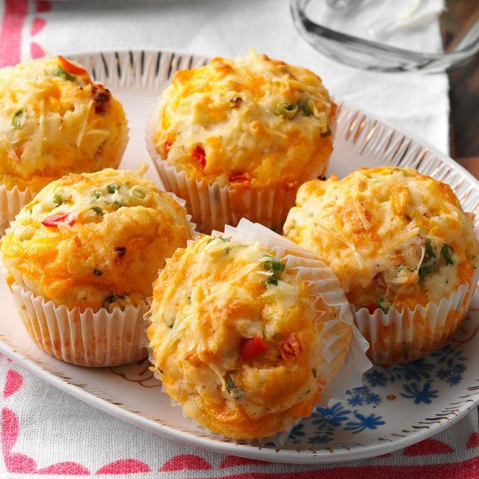 Cheddar Muffins