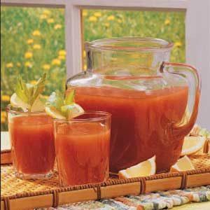 Six-Vegetable Juice