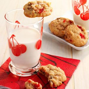 Cheery Cherry Cookies