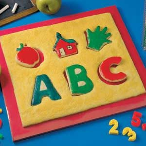 Back-to-School Cookie Puzzle