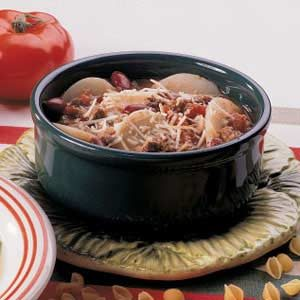 Scalloped Potato Chili