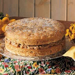 Banana Nut Layer Cake