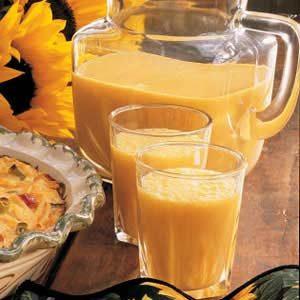 Frosty Orange Drink