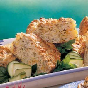 Cheddar Zucchini Wedges