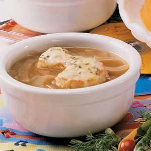 Symphony Onion Soup