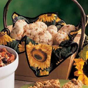 Crispy Sunflower Cookies