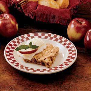 Apple Nut Crunch