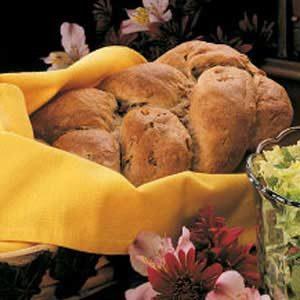 Walnut Wheat Bread