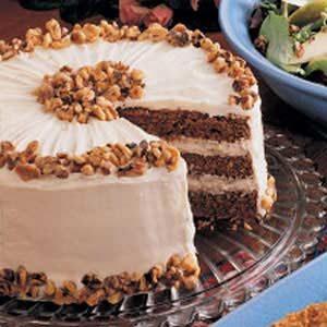 Walnut Torte