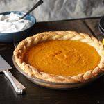 Scrumptious Sweet Potato Pie