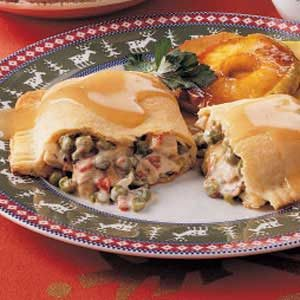 Turkey Turnovers for Two