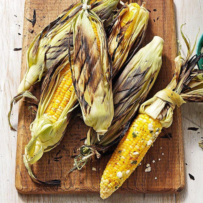 Fiesta Grilled Corn