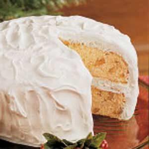 Maple Nut Cake