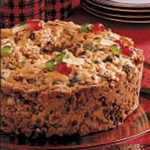 Holiday Fruitcake