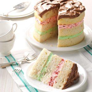 Spumoni Torte