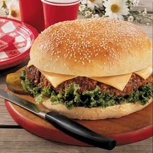 Texas Cheeseburger