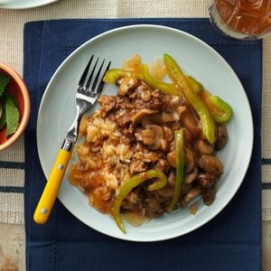 Sweet-and-Sour Supper
