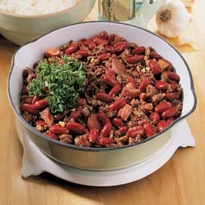 Kidney Beans and Rice