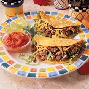 Crispy Fried Tacos