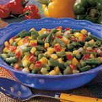Fiesta Vegetable Salad