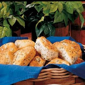 Dill Biscuits